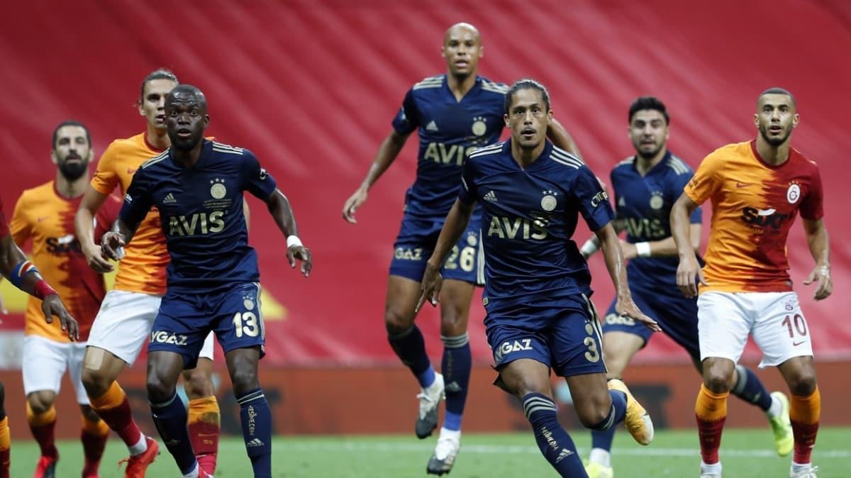 Fenerbahçe'nin derbi tesellisi sahadaki üstünlük