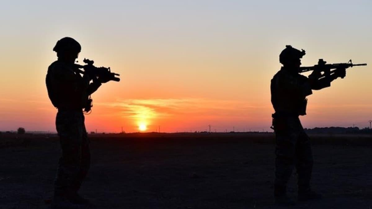 MSB: Irak kuzeyindeki barınma alanlarından kaçan 5 PKK'lı terörist teslim oldu