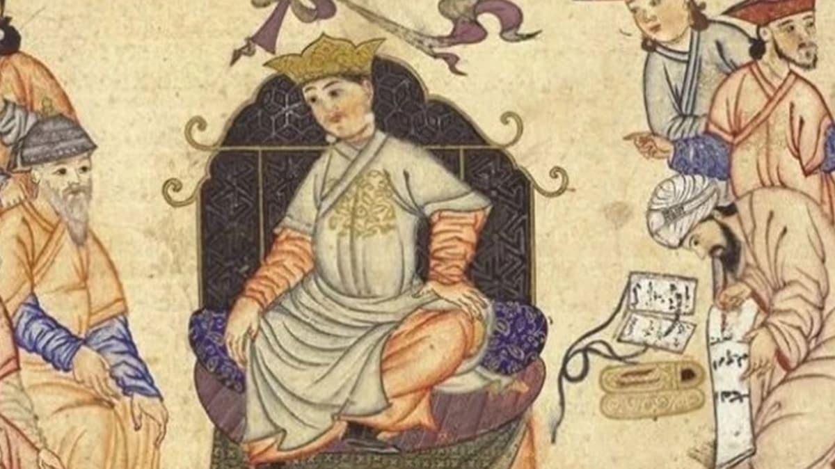 """Sultan Melikşah'ın eşi Terken Hatun'un hayatı! Terken Hatun kimdir"""""""
