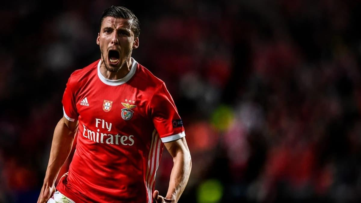 Manchester City toplam 71,6 milyon euro karşılığında Ruben Dias'ı transfer etti
