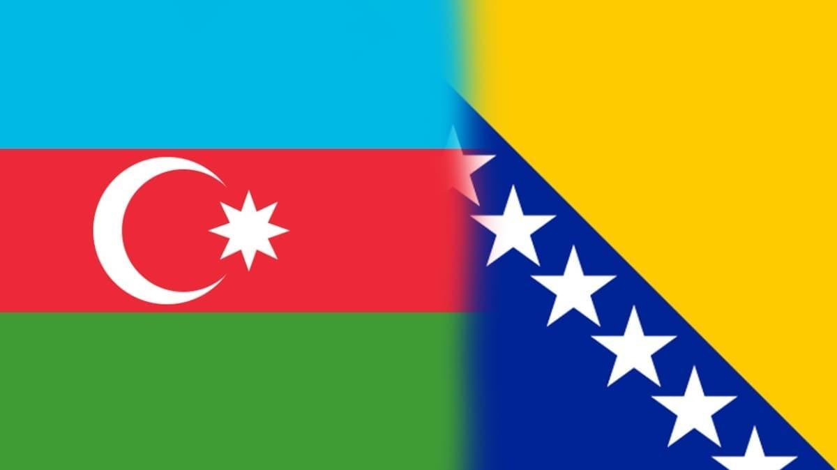 Boşnak liderlerden Azerbaycan'a destek