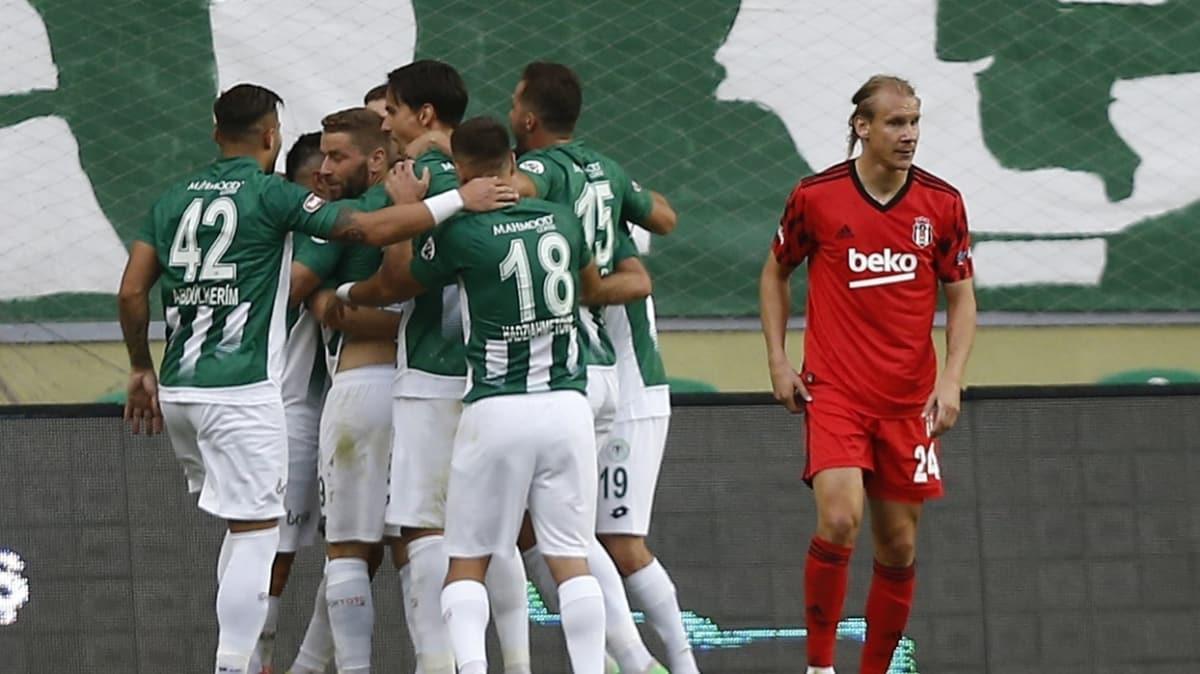 Beşiktaş'ın savunması çöktü