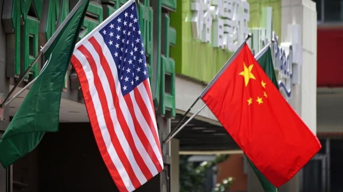 ABD'li diplomatlar Hong Kong'da yapacağı görüşmeler için Çin'den izin alacak