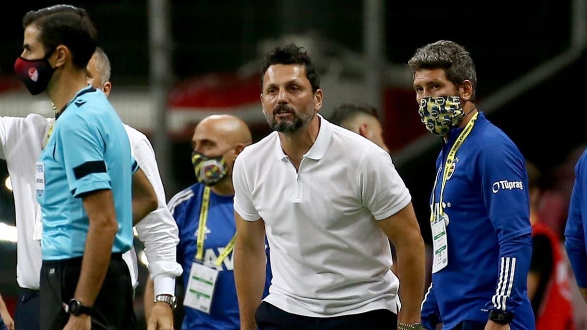 Fenerbahçe'de derbi sonrası ayrılık kararı! 5 futbolcuya güle güle