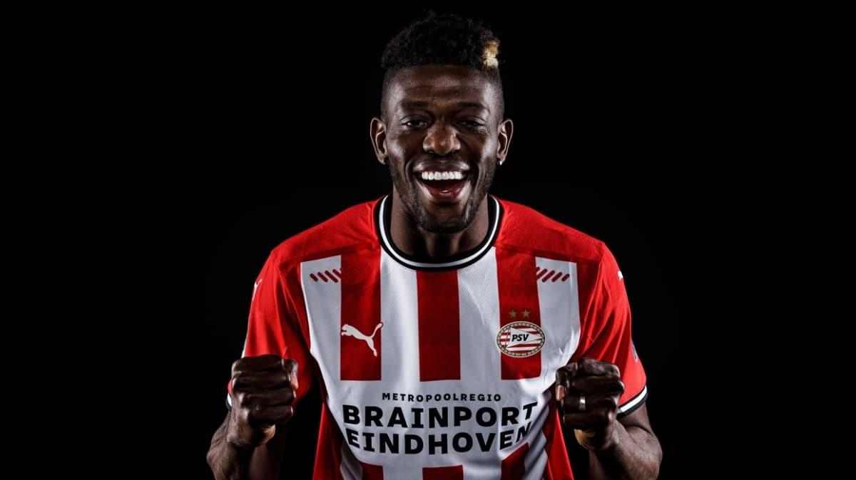 Adı Galatasaray'la da anılan Ibrahim Sangare, PSV'ye transfer oldu