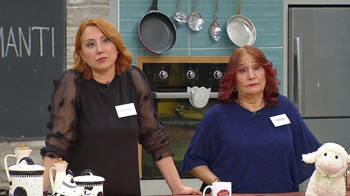 """Ümran Tunca ve kayınvalidesi nereli"""" Gelinim Mutfakta yarışmacısı Ümran Tunca kimdir"""""""