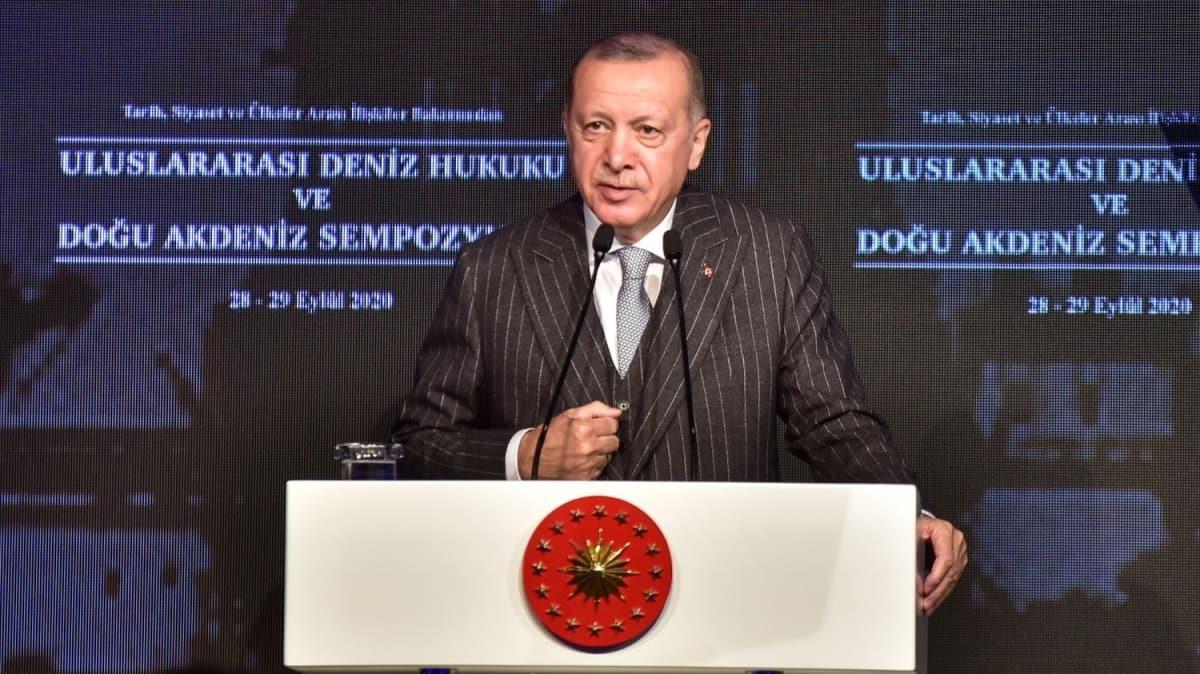 Başkan Erdoğan: Ermenistan işgal ettiği yerlerden çekilmeli, başka çözümü yok