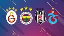 Fenerbahçe, Galatasaray, Beşiktaş ve Trabzonspor'dan Azerbaycan'a destek mesajı