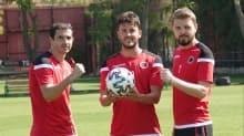 Gençlerbirliği'nde Beşiktaş maçı hazırlıkları devam ediyor