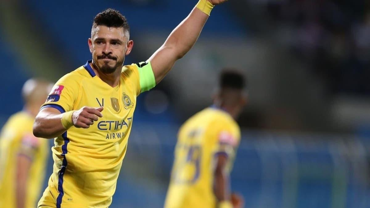 Giuliano, Al Nassr'dan ayrıldığını açıkladı