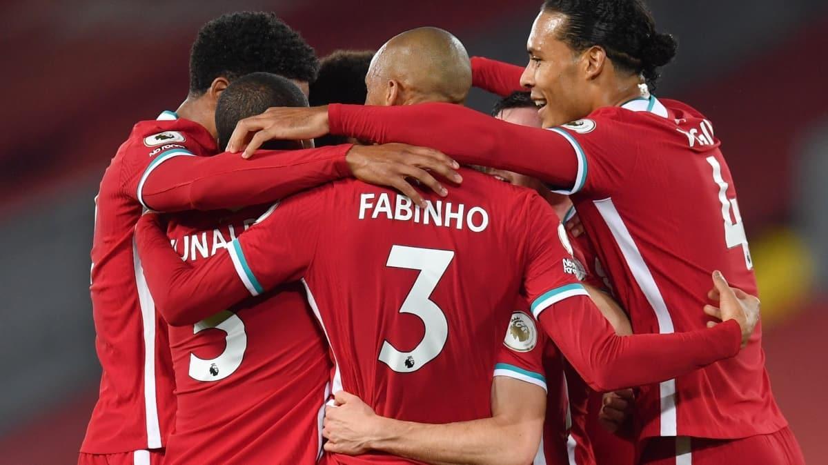 Liverpool, Arsenal karşısında zorlanmadı