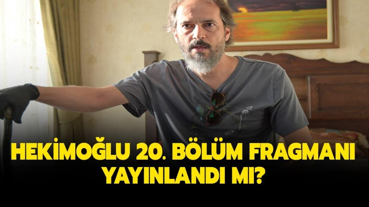 """Hekimoğlu 19. bölümde neler oldu"""" Hekimoğlu 20. yeni bölüm fragmanı yayında!"""