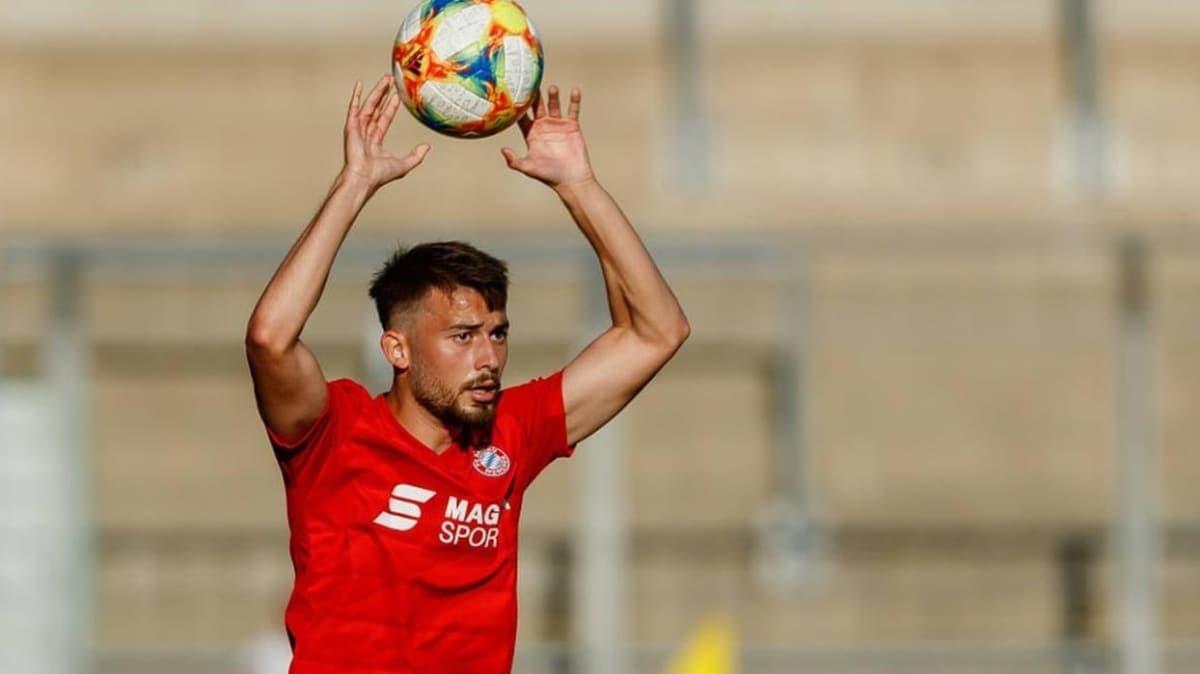 Antalyaspor genç futbolcuyu kaptı