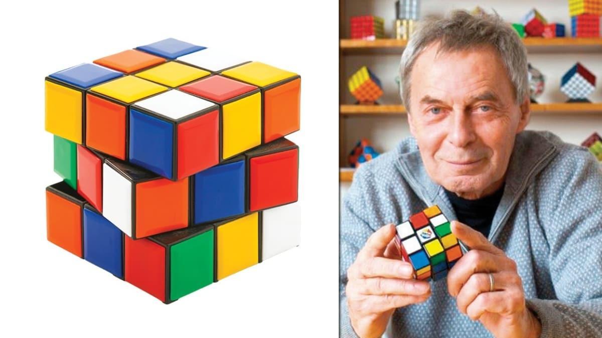 Rubik küpün popülerliği mucidini de şaşırttı