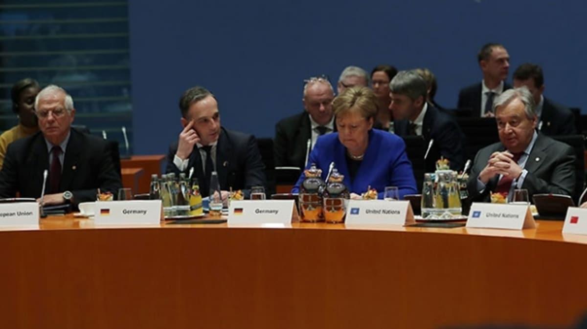 BM ve Almanya'dan Libya konulu toplantı