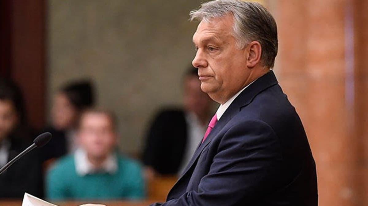 Macaristan mektubu AB'de kriz çıkardı! Başbakan Orban'dan istifa çağrısı