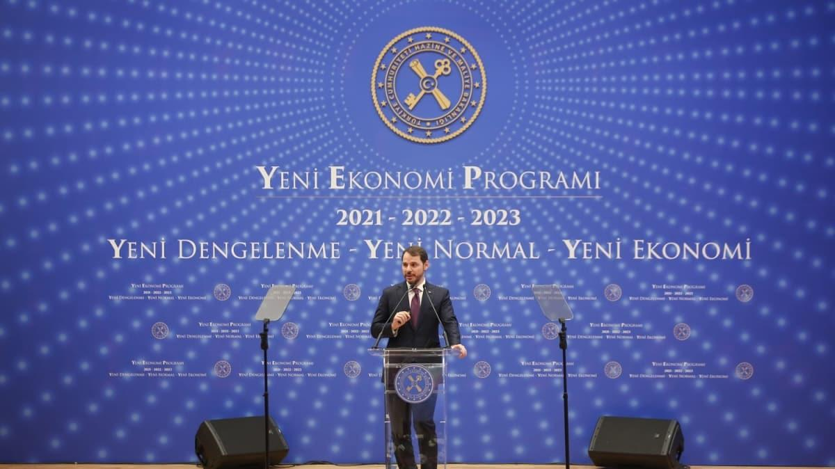 Ekonomide yeni dönem: İş dünyasından YEP'e tam destek geldi