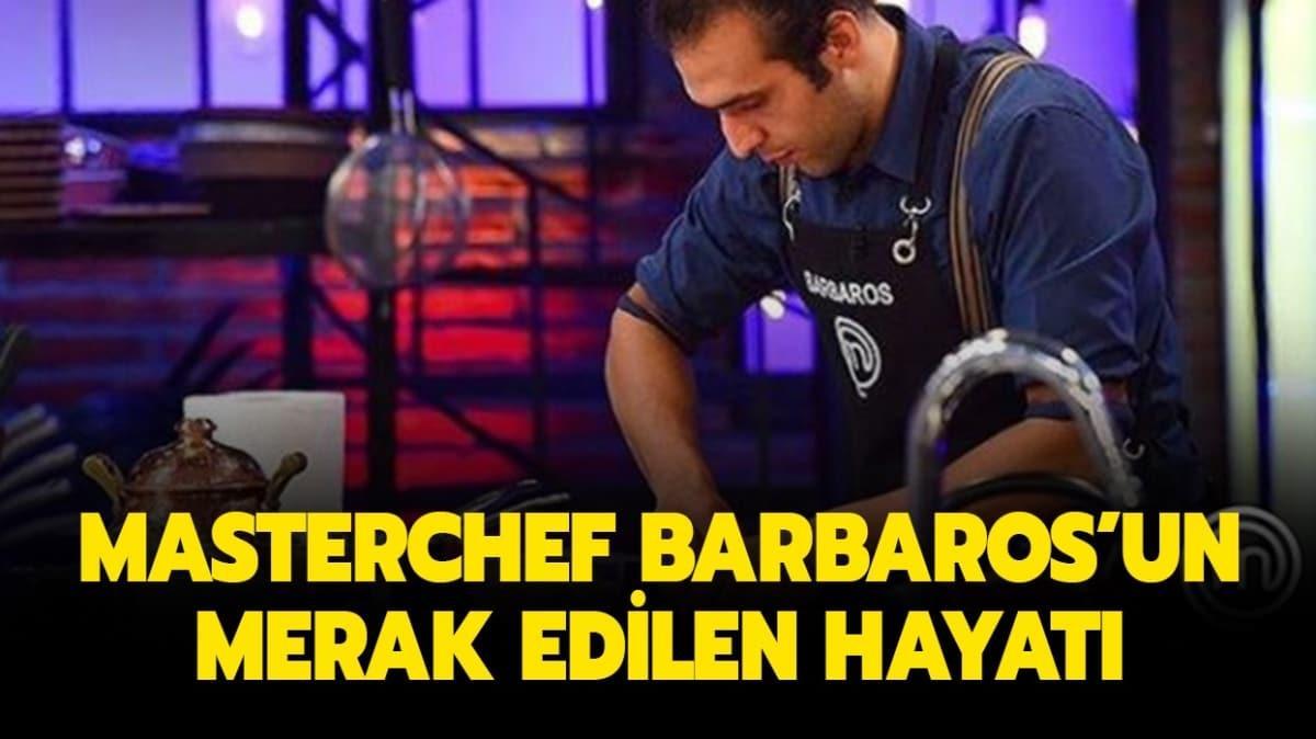 """MasterChef Barbaros Yoloğlu nereli, kaç yaşında"""" MasterChef 2020 yarışmacısı Barbaros Yoloğlu'nun hayatı..."""
