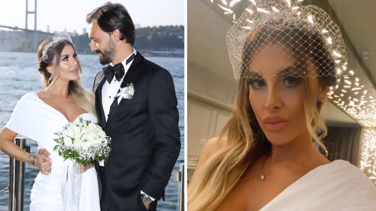 Adanalı'nın Pınar'ı Tuğçe Özbudak, Melikhan Kılıçarslan ile evlendi!