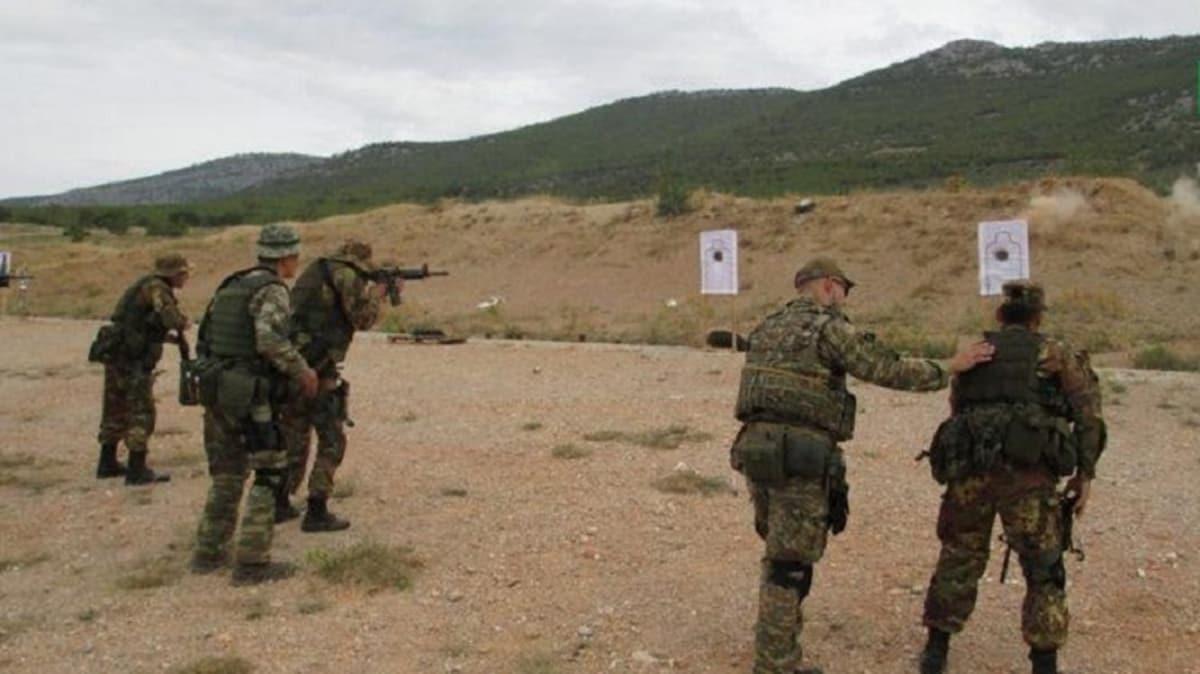 Yunanistan'ın Ermeni özel harekat birliklerine eğitim verdiği ortaya çıktı