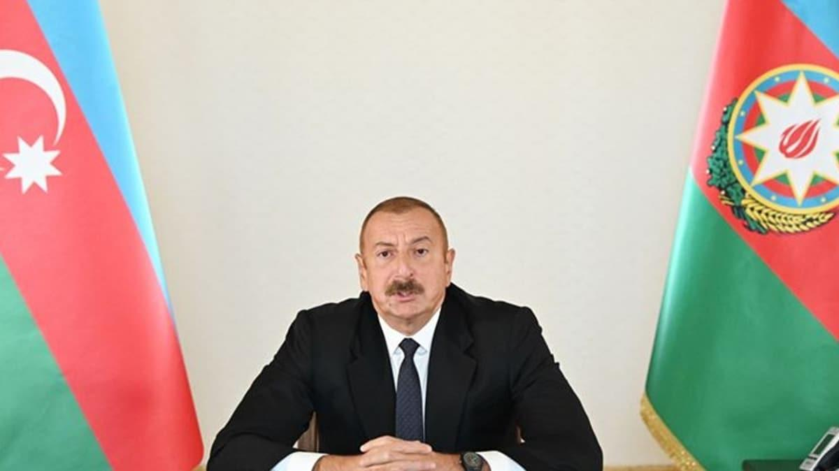 """Aliyev: """"Uluslararası toplum, aptal bir diktatörü durduramazsa Azerbaycan durduracak"""""""