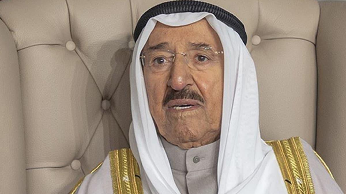 Kuveyt Emiri Sabah el-Ahmed el-Cabir es-Sabah hayatını kaybetti
