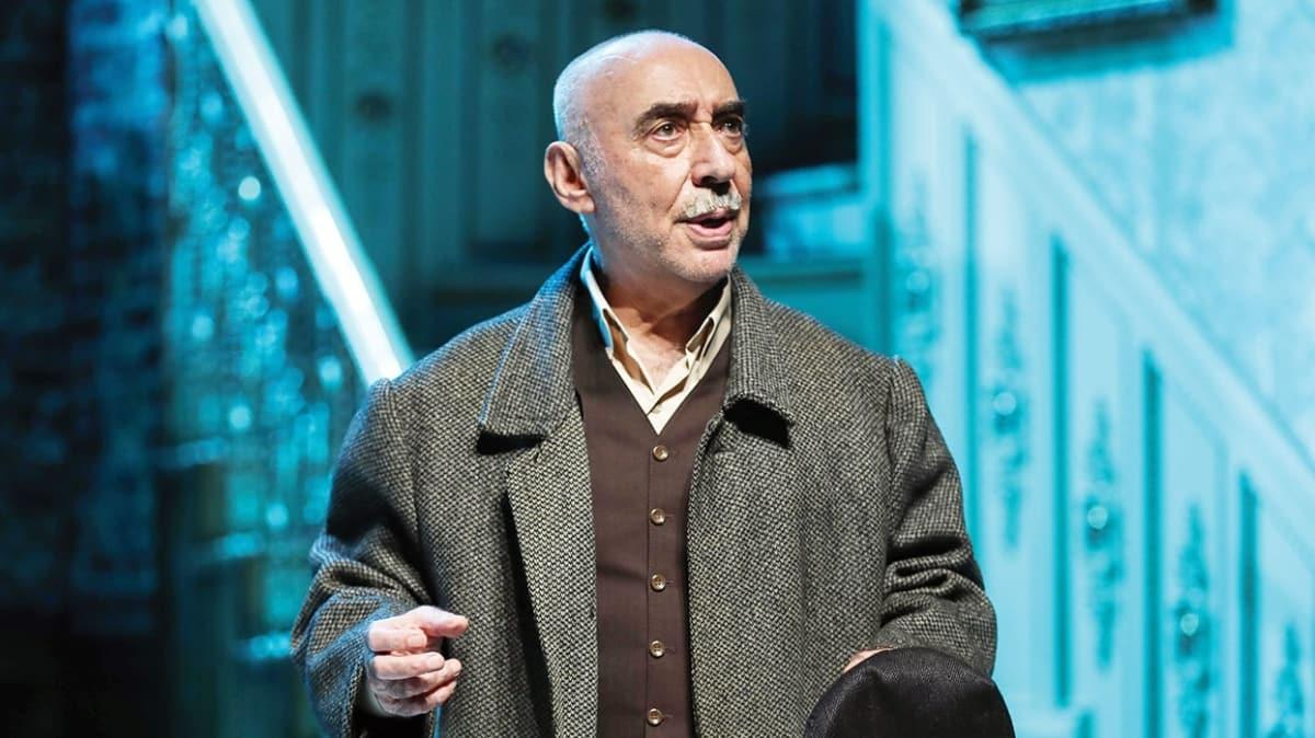 Şener Şen 'Zenginler Mutfağı' adlı oyunla yeniden sahnelere dönüyor