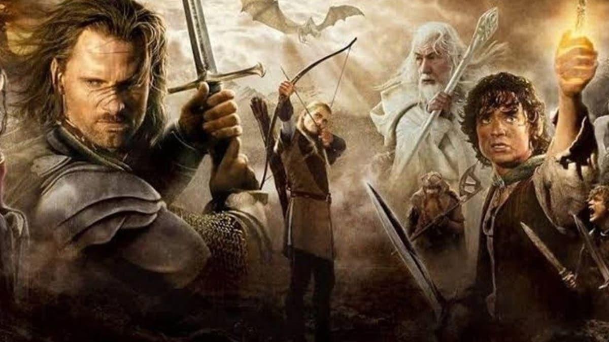Yüzüklerin Efendisi dizisinin çekimlerine yeniden başlandı: 2021'de yayında olması bekleniyor