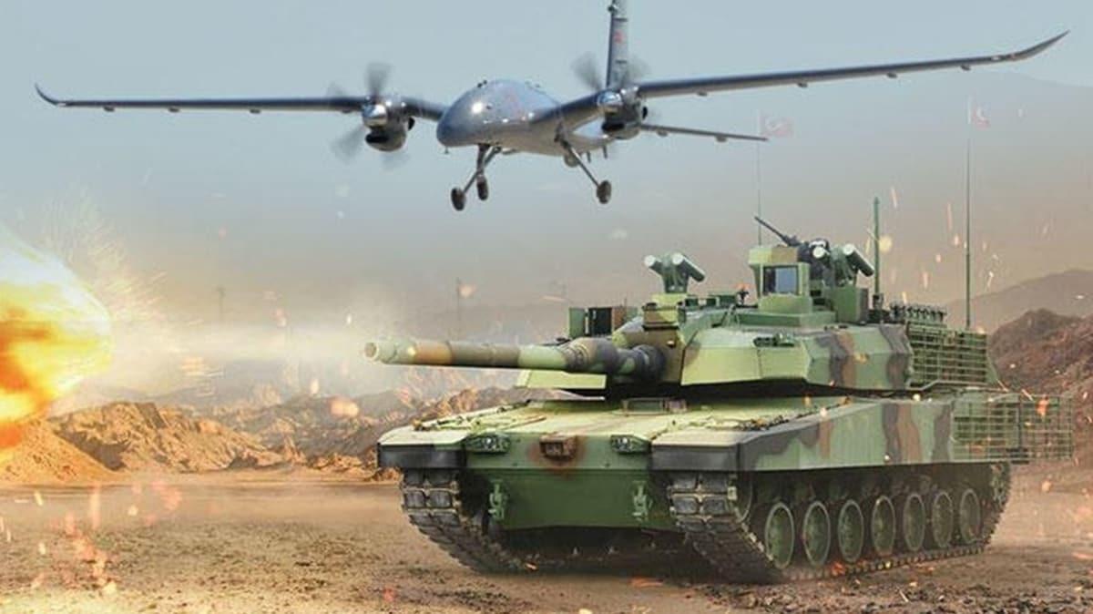 Altay tankı, Akıncı ve Aksungur için tarih belli oldu