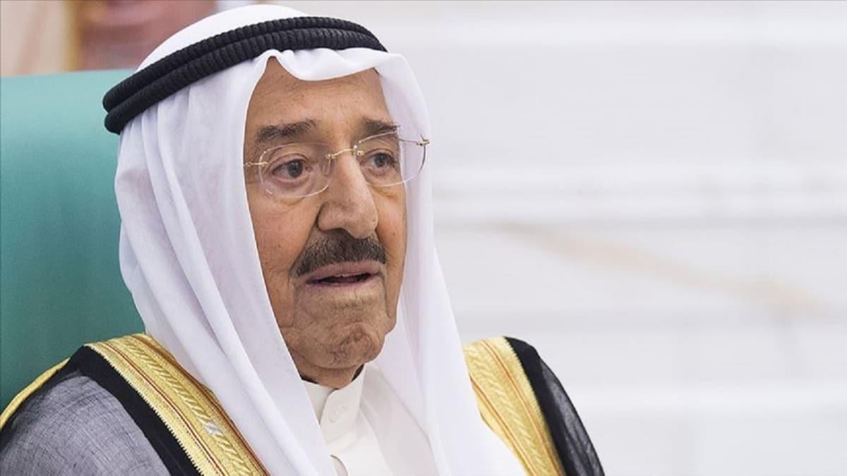 Başkan Erdoğan, Kuveyt Emiri es-Sabah için başsağlığı mesajı yayımladı
