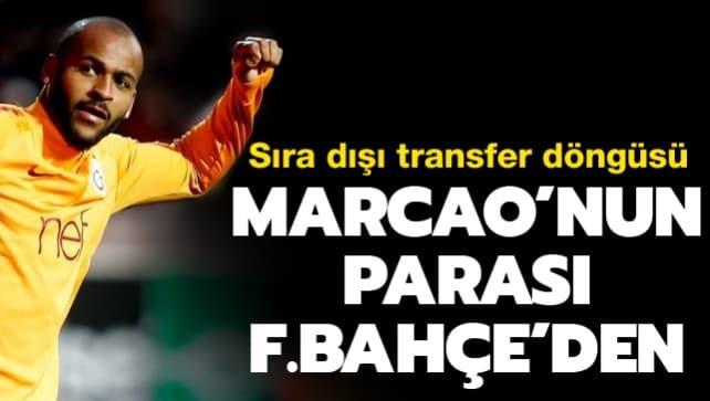 Marcao'nun parası F.Bahçe'den! Sıra dışı transfer döngüsü
