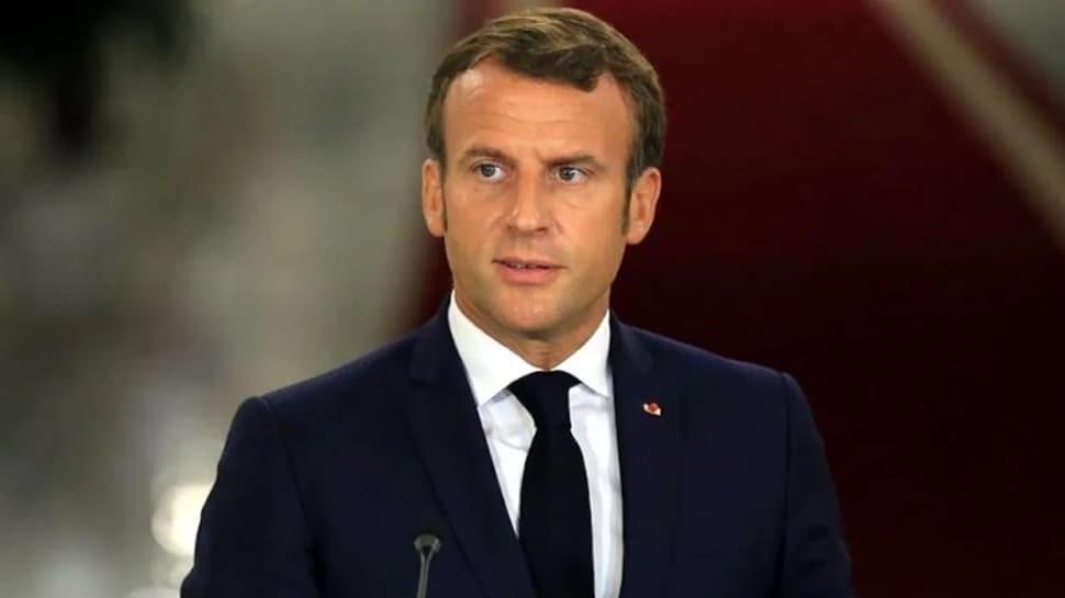 İşgalci Ermenistan'a sahip çıkan Macron yine Türkiye ve Azerbaycan'ı hedef aldı