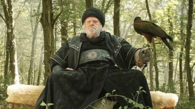 'Kuruluş Osman'da Aksakallılar'ın reisini oynayan Cüneyt Arkın sette yaşadıklarını paylaştı!
