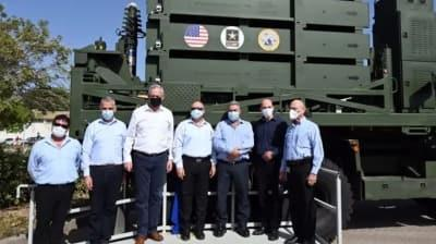 İsrail, ABD ordusuna sattığı 'Demir Kubbe' bataryasının ilkini teslim etti