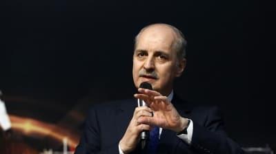 AK Parti Genel Başkanvekili Kurtulmuş Azerbaycan resmi televizyonuna konuştu: Türk Cumhuriyetleri de Azerbaycan'ın yanında yer almalı