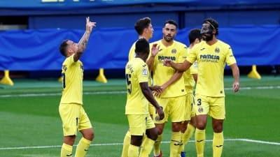 Villarreal Alaves'i 3 golle devirdi