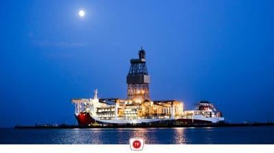 'Işıkları yaktık'... Kanuni sondaj gemisi göreve hazırlanıyor