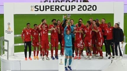 Kupa canavarı Bayerm Münih yine şov yaptı