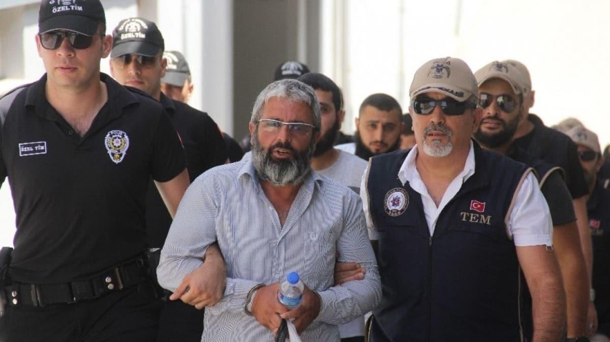 DEAŞ'lı terörist itiraf etti: Mahmut Özden'e 'ayda bir defa saldırın' talimatı verildi