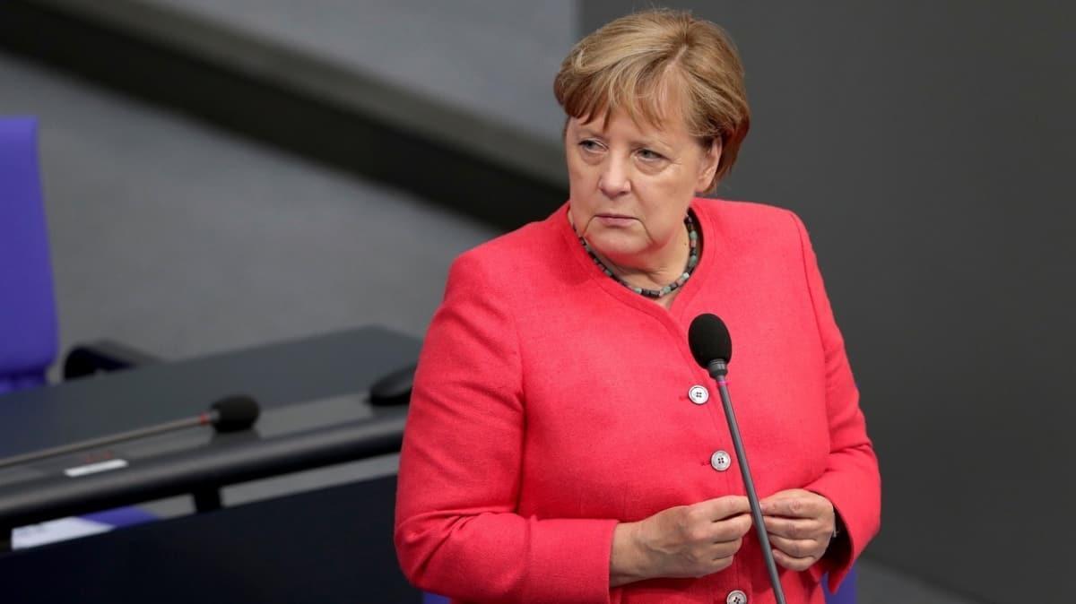 Almanya Başbakanı Merkel'den dikkat çeken ifade: Birçok önemli konu hala Türkiye ile iş birliğine bağlı