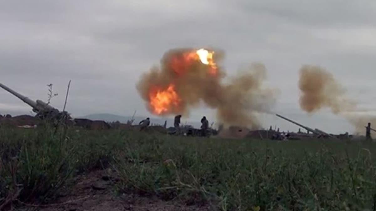 Azerbaycan: Ağdere-Terter yönünde işgalci Ermenistan güçleri kuşatma altına alındı