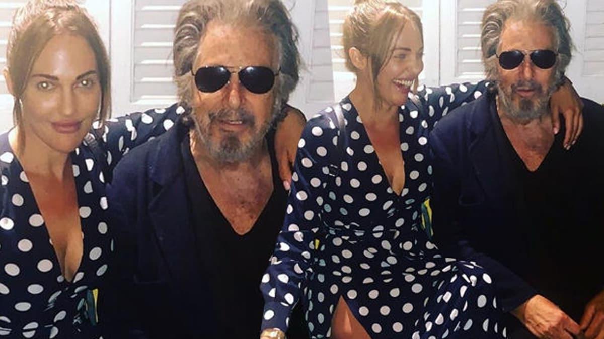 Meryem Uzerli'ye Al Pacino'dan davet!
