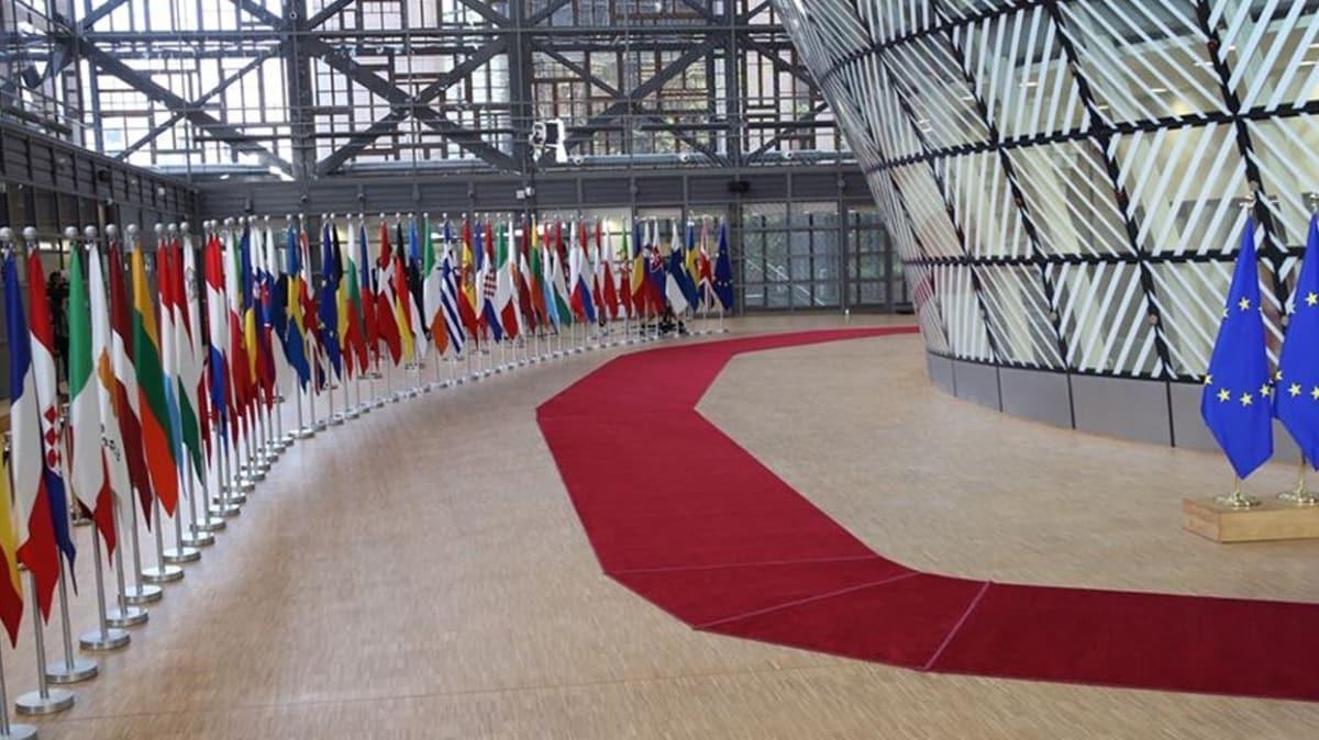 Brüksel'deki AB Liderler Zirvesi'nde Doğu Akdeniz, Belarus ve Dağlık Karabağ konuşulacak