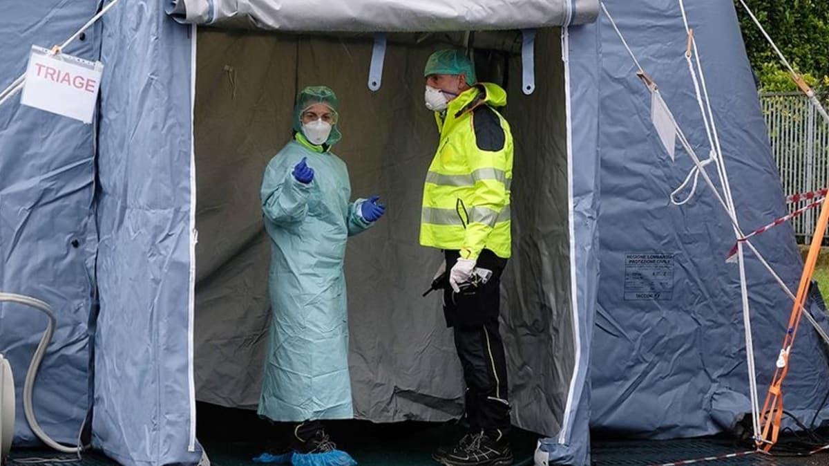 Avrupa'da koronavirüste son durum... Vakalar artıyor!
