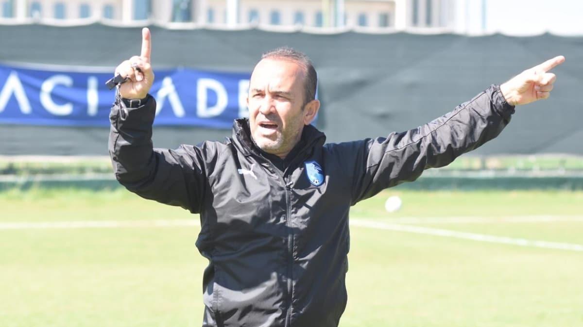 Mehmet Özdilek: Ligin başı hatırlanmaz, önemli olan sonunu iyi bitirebilmek
