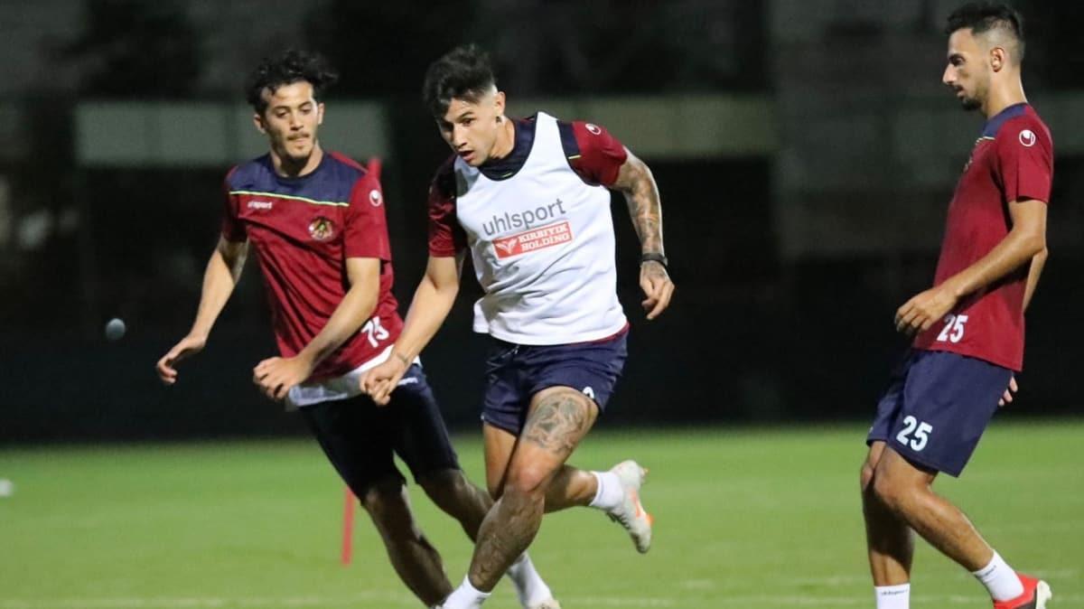 Alanyaspor, Hatayspor maçına hazırlanıyor