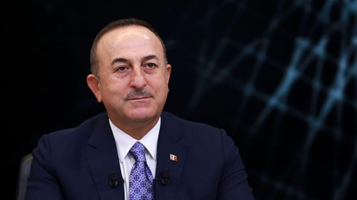 Bakan Çavuşoğlu: Azerbaycan'ın yanındayız diyoruz, bu boş bir söz değil