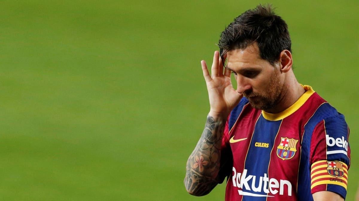 Lionel Messi: Bunca anlaşmazlığın ardından birlik olmalıyız