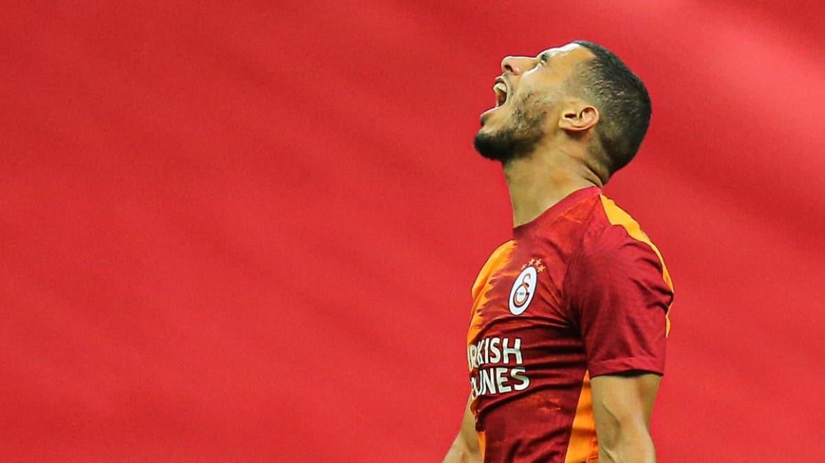 Galatasaray'ın baskısına dayanamayan Belhanda, Nice'ten gelen teklifi kabul etti