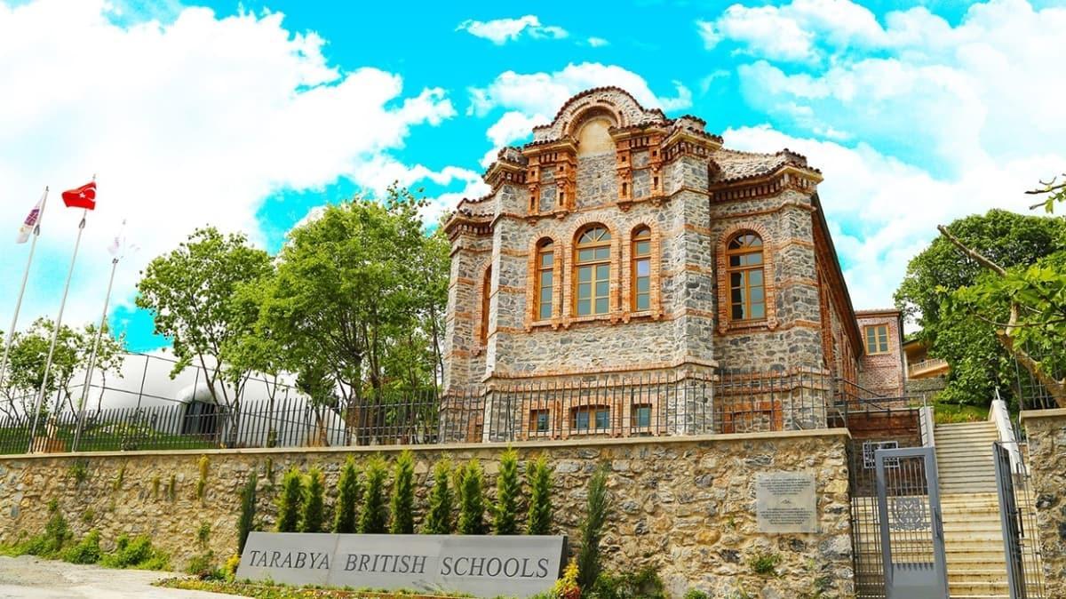 Tarabya İngiliz Okulları Yeniköy Kampüsü Tarihi Binası AB Europa Nostra Ödülüne layık görüldü